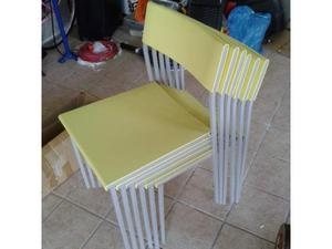 Affare sedie bontempi casa svendo in blocco posot class for Sedie gialle