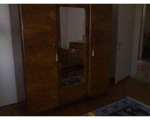 Armadio in vero legno da camera da letto anni 50 🥇   Posot ...
