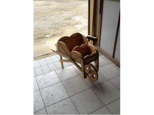 Portavasi portafiori in legno a spirale posot class for Portavasi in legno