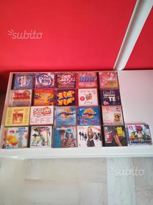 Cd originali disco Sanremo Radio Deejay