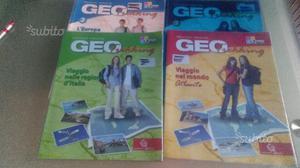 Geo trekking garzanti vol. 2 & vol.3