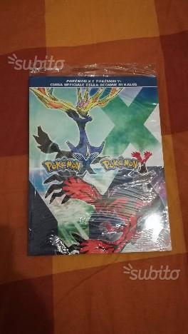 Guida Pokemon X e Y