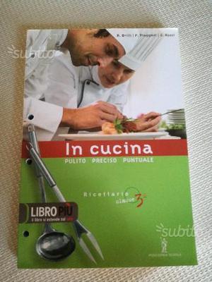 In cucina ricettario 3A