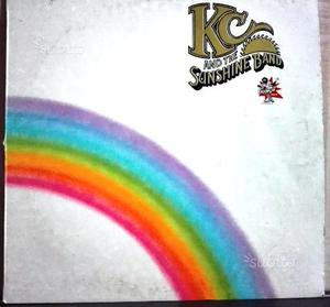 "KC And The Sunshine Band ""PART 3"" LP"