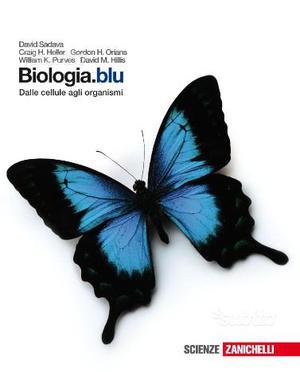 Libro biologia.blu isbn