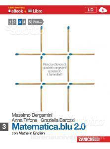 Libro matematica.blu 3 isbn
