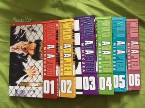 Manga, serie complete e in corso