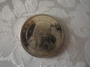 "Medaglia ""i grandi protagonisti millennio Madre Teresa"
