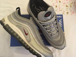 ... nike air max 97 silver bullet usate