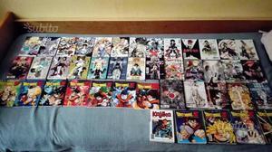 Numeri Manga Naruto, D-Gray Man, Slam Dunk e altri
