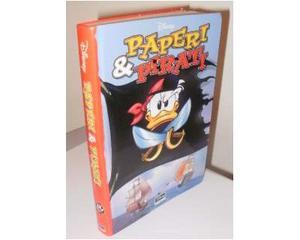 PAPERI & PIRATI, Walt Disney Company Italia, marzo .