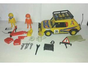 Playmobil macchina rally hella vintage n. )