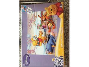 Puzzle 100 pezzi di Winnie the Pooh