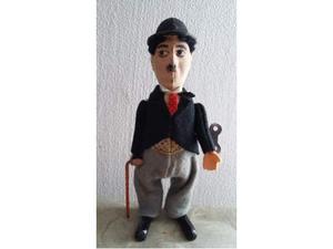 Schuco Charlie Chaplin in latta anni