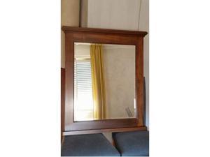 Specchio in arte povera noce alto cm vendo posot class - Specchio arte povera ...