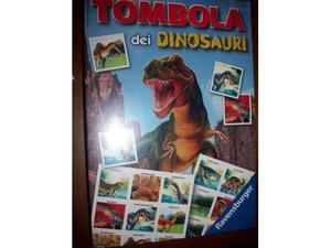 Tombola Dinosauri Ravensburger
