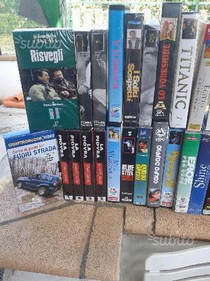 Video cassette in stock