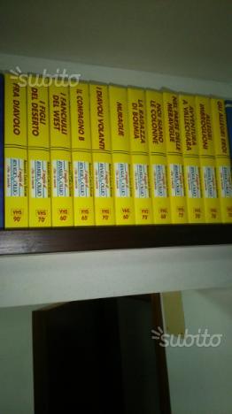 Videocassette VHS originali di Stanlio & Onlio