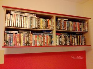 Videocassette. film e cartoni animati
