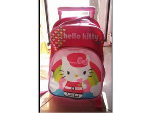 Zaino Trolley Hello Kitty