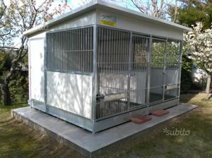 Box e cucce per cani da esterno in coibentato posot class for Cucce in coibentato