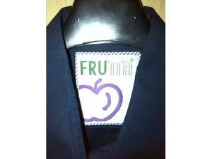 Camicia Nuova Frutta Originale Taglia L