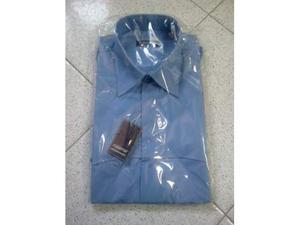 Camicia nuova Azzurra a maniche corte Tg, 38
