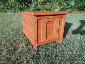 Cuccia in legno