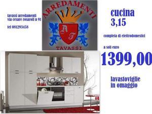 Cucina 3,15 centro cucine napoli centro