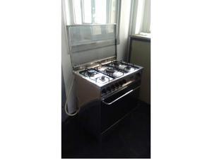 Cucina lofra forno gas piano cottura come nuova posot class - Cucina 5 fuochi ...