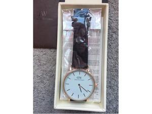 Daniel Wellington orologio nuovo con confezione originale