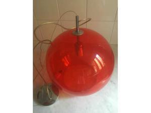 Lampadario kartell rosso kartell fl y fly lampada a sospensione
