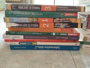 Libri per il biennio degli istituti tecnici