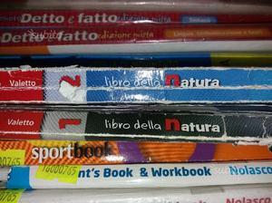 Libri scolastici LIBRO DELLA NATURA 1 E 2