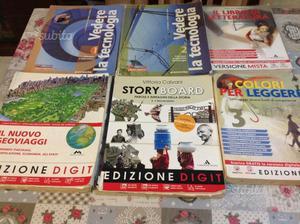 Libri scuola 1,2,3'media