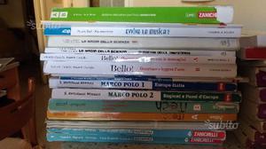 Vendo libri di 1 2 media di ponte di piave posot class for Libri scuola