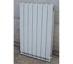 Radiatore termosifone in alluminio radiatori mod posot class for Termosifoni in alluminio usati