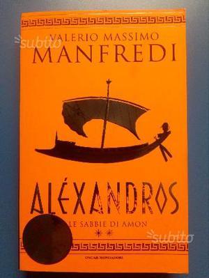 Lotto romanzo storico d'autore Manfredi, Frediani,