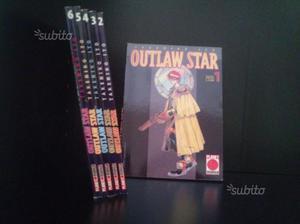 Outlaw Star volumi da 1 a 6
