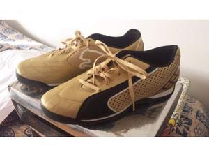 Puma originali gold tg 40 e mezzo NUOVE