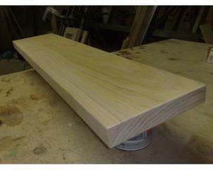 Scalini gradini in legno massello di faggio