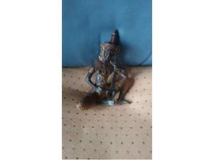Statua induista in bronzo