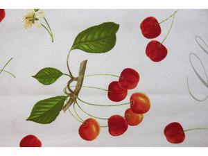 Tessuto Panama cotone stampato h. cm 180