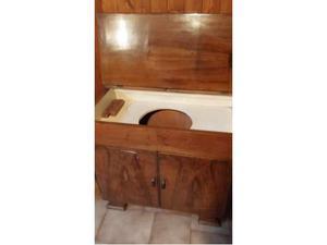 Toilette da camera vintage originale anni 60