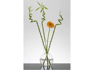 Vaso in vetro soffiato Bouquet