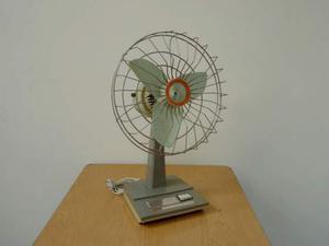 Ventilatore anni 60, vintage modernariato