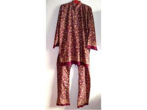 Vestito in seta, India - Rajasthan