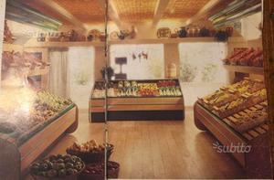 Arredamento per negozio frutta e verdura