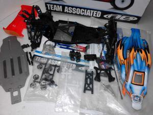 Automodello Associated B5M Light 1/10 elettrica