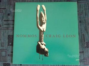 CRAIG LEON, NOMMOS LP ORIGINALE 1a STAMPA ELETTRO